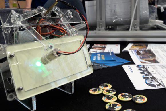 Laseruhr lockt lernwillige Lehrlinge