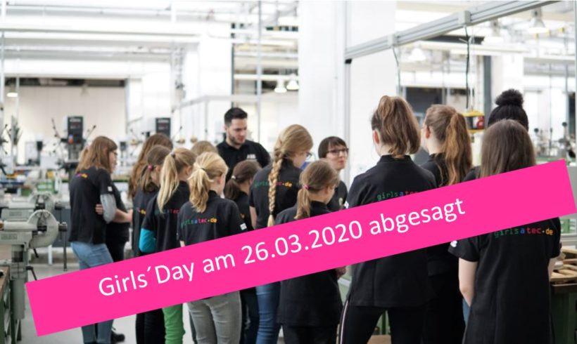 Girls' Day 2020 – Mädchen-Zukunftstag bei ABB
