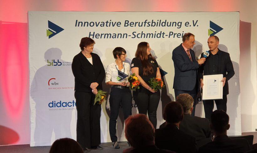 Hermann-Schmidt-Preis 2019