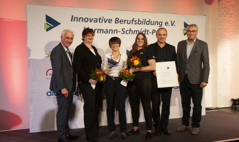Hermann-Schmidt-Preis für girlsatec