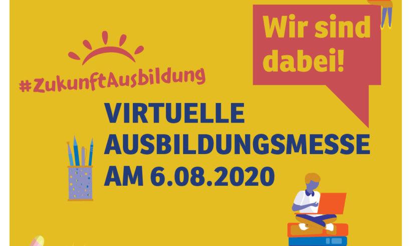 #ZukunftAusbildung – Deine virtuelle Ausbildungsmesse in Berlin